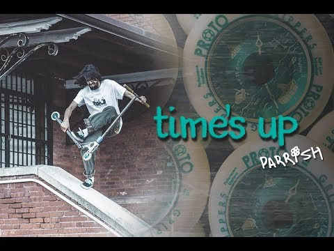 Parrish Isaacs | Time's Up Grippers