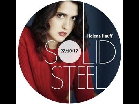 Helena Hauff @ Solid Steel Radio Show - 27/10/2017