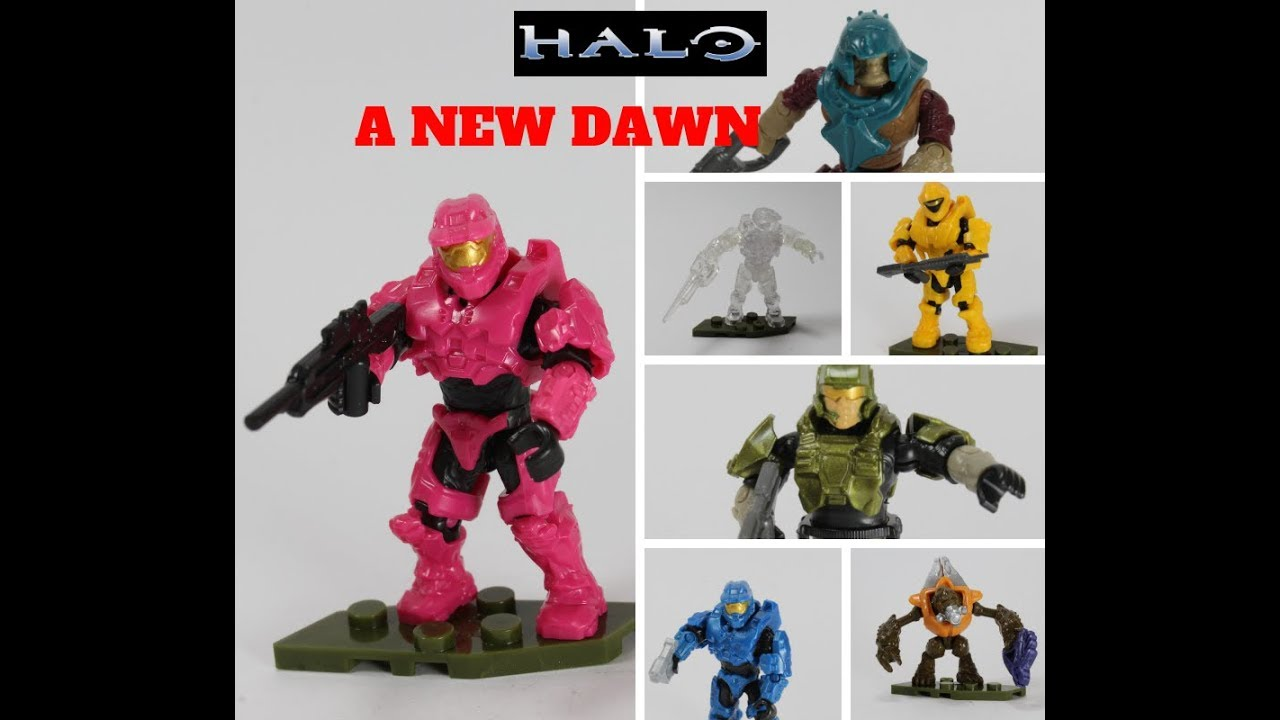 HALO MEGA CONSTRUX Forward Unto Dawn Ship A New Dawn Series 2019