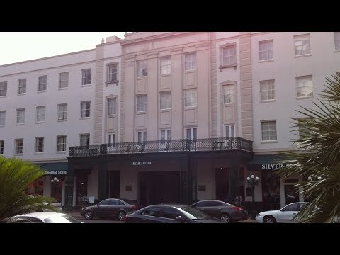 Menger Hotel Next To San Antonio's Alamo - Watch This Video Before You Book