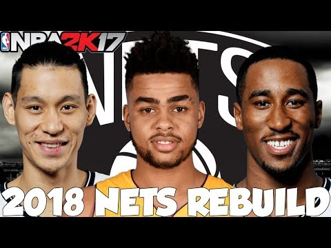 BEST FA SIGNING OF ALL TIME!?!? 2018 BROOKLYN NETS REBUILD!! NBA 2K17 MY LEAGUE
