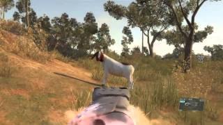 MGS V: Phantom Pain: Rocket Goat