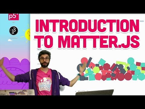 5.17: Introduction to Matter.js - The Nature of Code