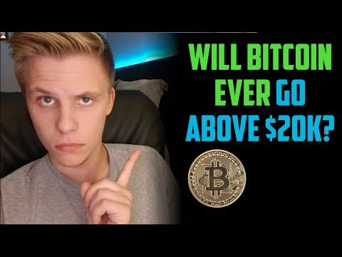 Will Bitcoin Ever Go Above $20,000? Trading And Investing In Bitcoin For Starters March 2018