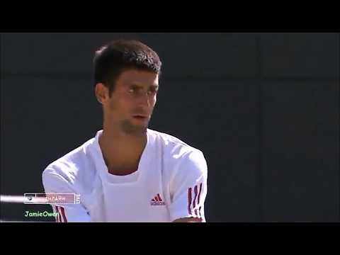 Djokovic VS Haas 2009 Wimbledon QF - I got a question for anyone who watched this match; was the results because of Haas over-performing or Djokovic under-performing?