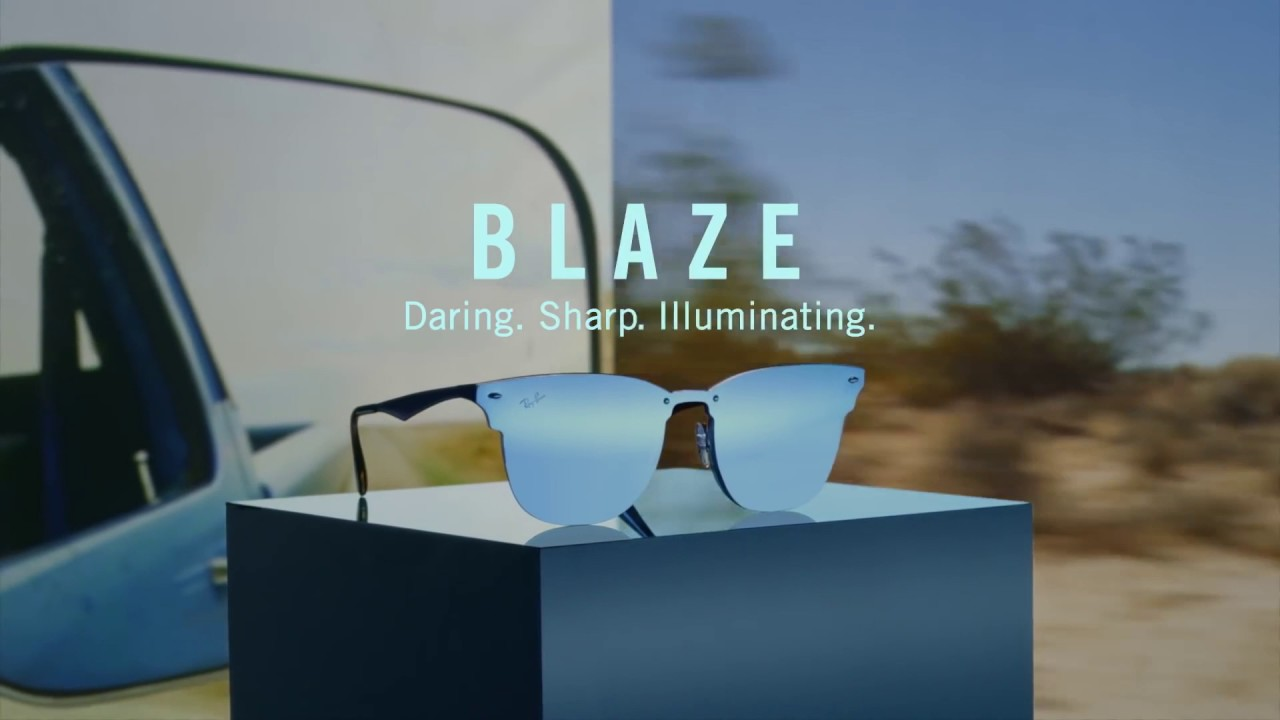14121673f2 Ray-Ban Blaze - YouTube