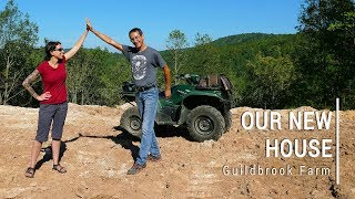 The Dirt: Updates About Our Off Grid House Build