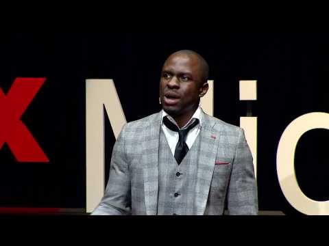 'Stop and frisk' is a numbers game that must end: Gbenga Akinnagbe at TEDxMidAtlantic