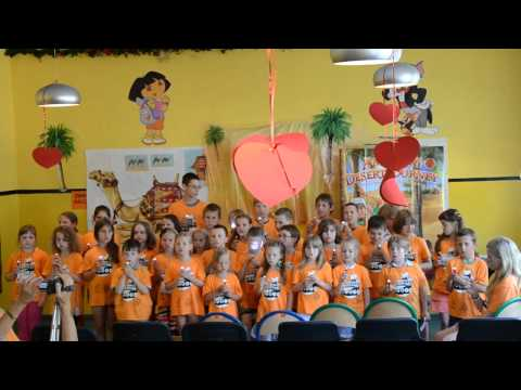 English Bible Camp - Slupsk, Poland, 2012