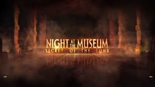 "Night at the Museum: Secret of the Tomb (2014) Trailer (""Stay!"")"