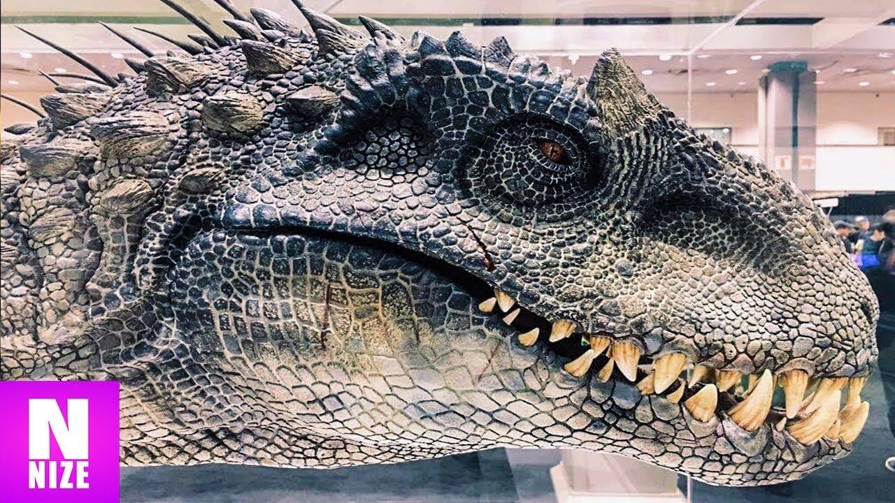 Die Dinosaurier Von Jurassic World 2