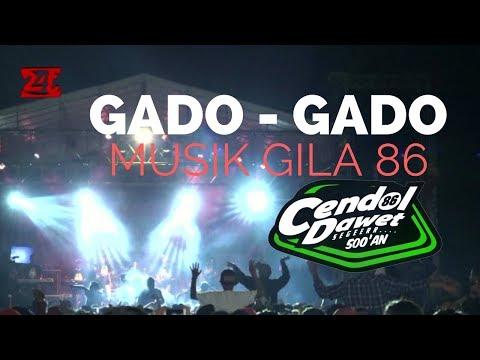 Gado - Gado 86 - Musik Gila 86 | Abah Lala & Tembong Mc