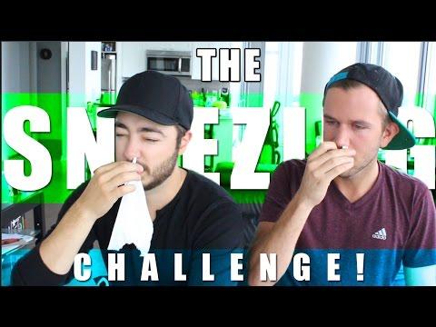 The SNEEZING Challenge!