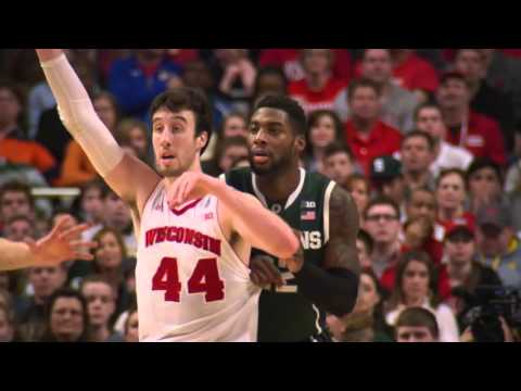 The Journey: Big Ten Basketball 2015 - Wisconsin at the B1G Tournament Feature