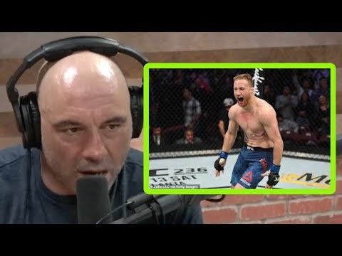 Joe Rogan: Justin Gaethje is a Monster!