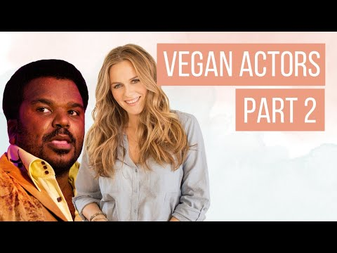 PART 2: Why These 13 Actors WENT VEGAN | LIVEKINDLY