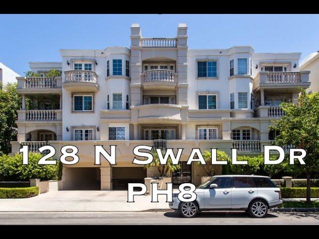 128 N Swall Dr PH8, Los Angeles CA 90048