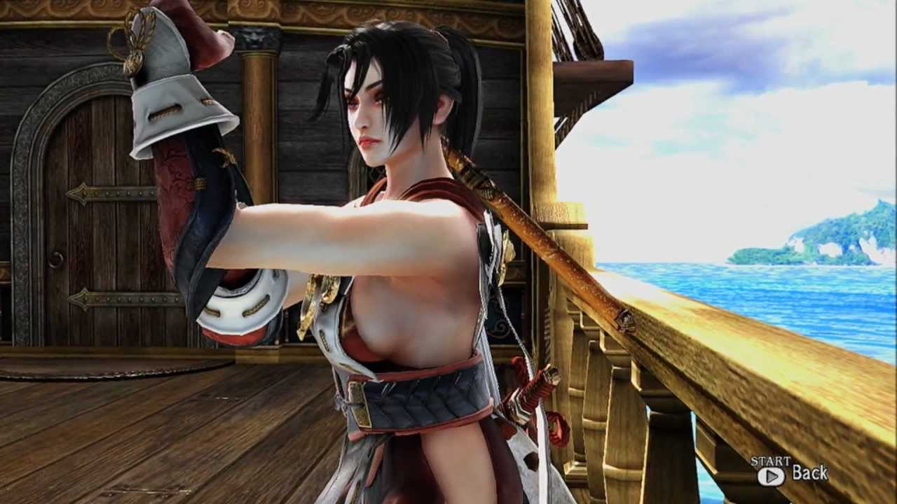 Ivy and taki get fucked soul calibur 3d hentai big ass - 1 1