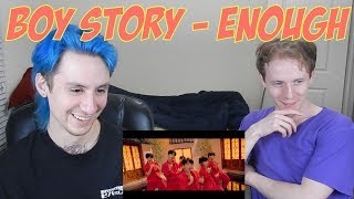 BOY STORY - Enough [Reaction]