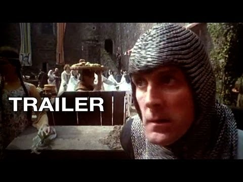 Monty Python and the Holy Grail Official Trailer – John Cleese Movie (1974)