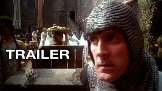 Monty Python and the Holy Grail Official Trailer - John Cleese Movie (1974) Thumbnail