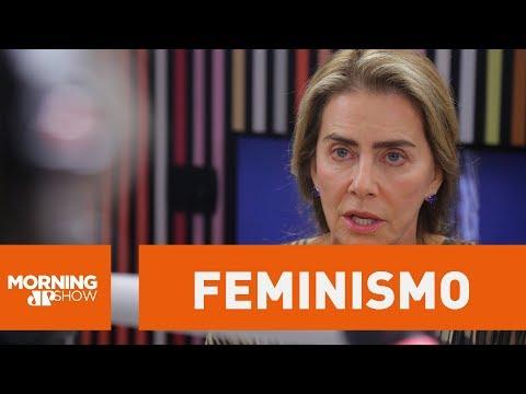 Maitê Proença explica presença do feminismo em sua peça