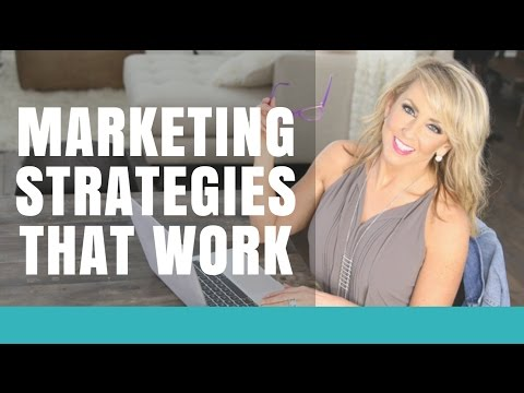 Marketing Strategies - Learn How To Grow Your Business Step By Step