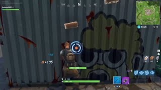 Fortnite Metal Container Gives Brick Instead of Metal | Fortnite Easter Egg