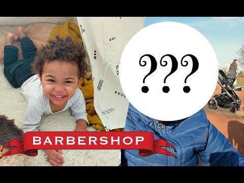 WE FINALLY CUT HIS HAIR...OMG !!! | AdannaDavid