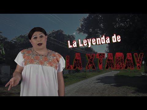 La Leyenda de la Xtabay / Tila Maria Sesto