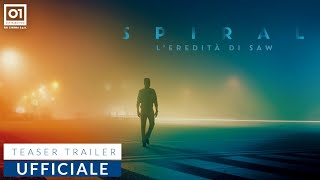 SPIRAL: L'EREDITA' DI SAW (2021) - Teaser Trailer Italiano HD