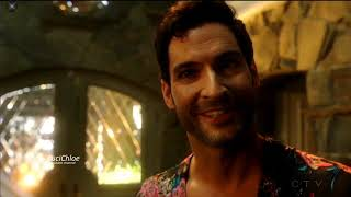 Lucifer 3x04 Opening Scene It's A Deal Between Luci & His Girl Husband Season 3 Episode 4