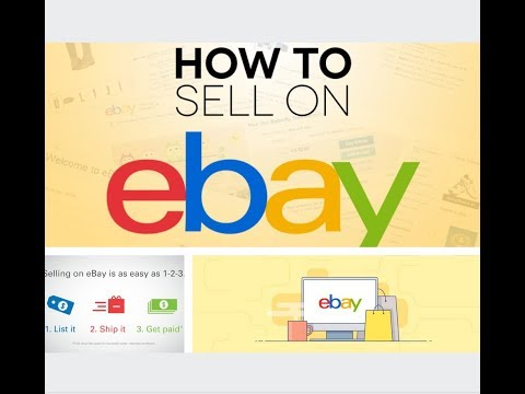 How to Sell on eBay - Beginners Tutorial - Tips #149