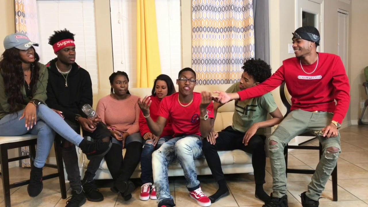 WHO'S MOSTLY LIKELY TOO CHALLENGE !! Ft. Iam Just Airi, Chris & Tray, King & Nique