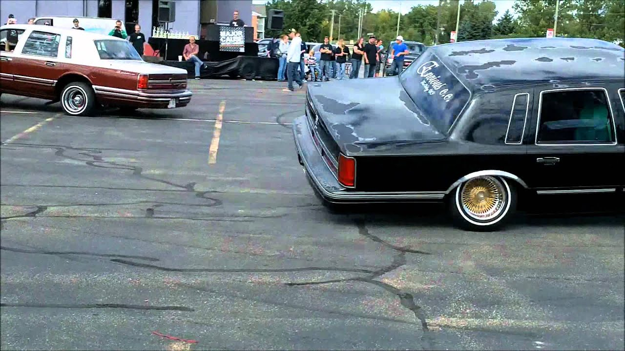 Lowrider Towncar Youtube
