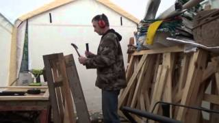 Making A Tiny House Storage Closet