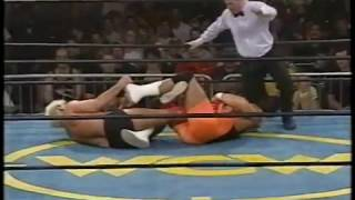 Ric Flair vs. Curt Hennig [WCW 1998-02-21]