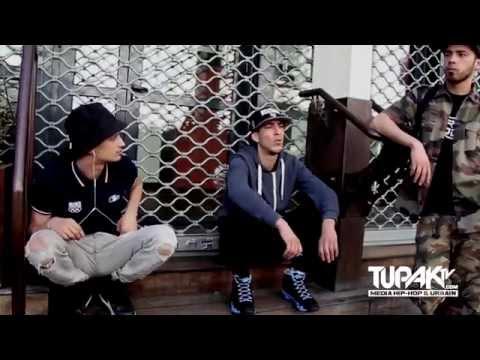 """Africa Jungle  #TupakTV """" On peut dire que la scène rap Algérienne n'existe pas """""""