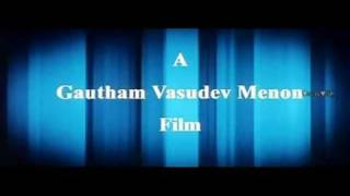 ☺Gautham Vasudev Menon☺ Singing in Title Song of Varanam Aayiram ♥ĞĶ