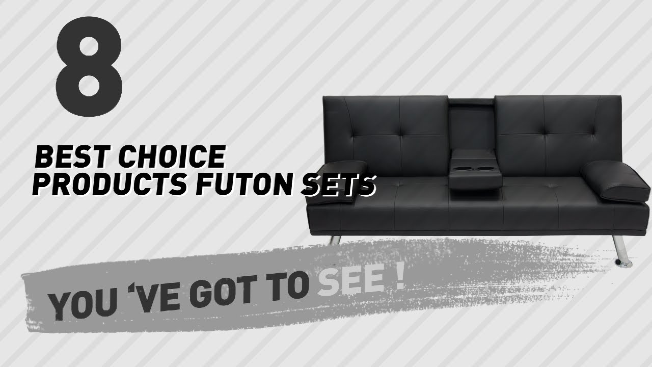Best Choice Products Futon Sets New Por 2017