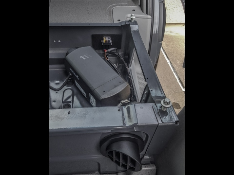 Espar Airtronic D2 Diesel Heater In Sprinter Van Doovi