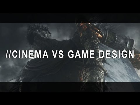 CINEMA VS. GAME DESIGN - Have Games Become Too Cinematic?