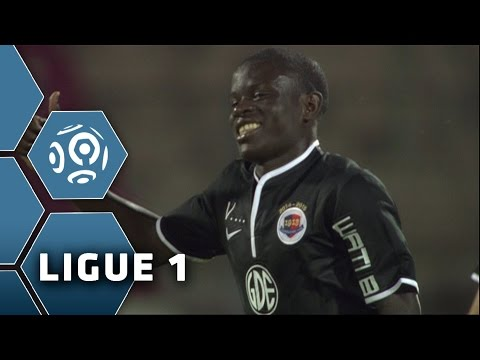 Goal N'golo KANTE (12') / Evian TG FC - SM Caen (0-3) - (ETG - SMC) / 2014-15