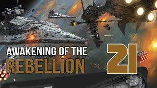 Star Wars Empire at War Awakening of the Rebellion Эпизод 21 Мандалаор в Соло и Фондор на закуску