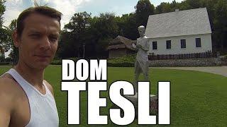 W domu Nikola Tesli