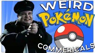 Weird Early Pokémon Commercials   Billiam
