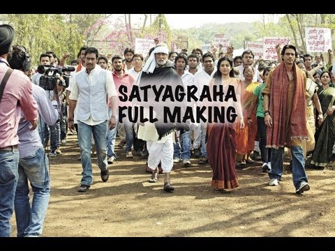 Satyagraha I Making - Full Episode I Behind The Scenes
