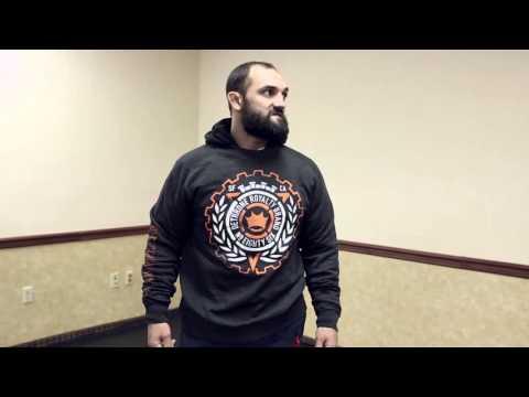 Johny Hendricks preparing for UFC Fight Night 82