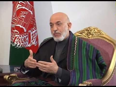 President Karzai's Interview with Russian Media on 05 May, 2012