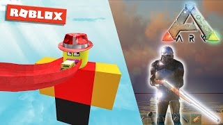 ARK 2017 & Roblox gameplay ( Nederlands )